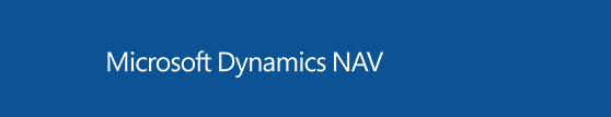 Logo of the Microsoft Dynamics NAV